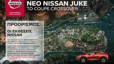 Photo of Test drive με το νέο Nissan Juke αυτό το Σαββατοκύριακο!