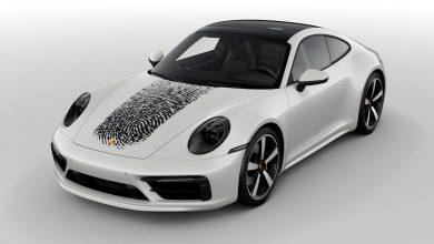 Photo of To πιο ακριβό δαχτυλικό αποτύπωμα το έχει μια Porsche 911