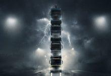 Photo of Volvo Trucks: Δείτε ένα πύργο από τέσσερα φορτηγά [vid]