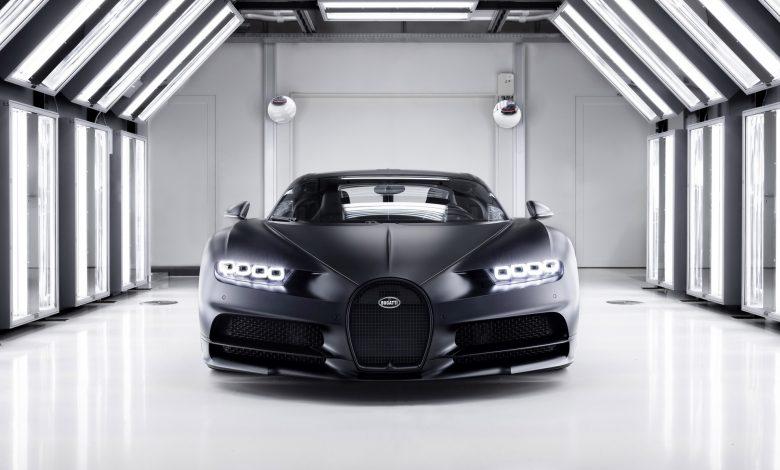 Photo of Η Bugatti Chiron ολοκλήρωσε το μισό της ταξίδι