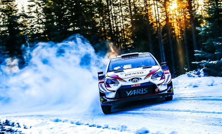 Photo of Ράλι Σουηδίας: Πρώτη νίκη για Evans και Toyota για φέτος!