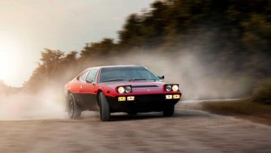 Photo of Ώρα για σαφάρι με μια σπέσιαλ Ferrari 308 Dino GT4