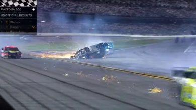 Photo of Daytona 500: Τυχερός ο Ryan Newman, γκαντέμης ο Trump… [vid]