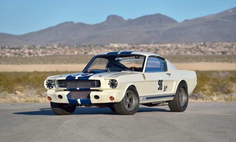 Photo of Αυτή η Shelby Mustang του 1962 είναι η μόνη που οδήγησε Ken Miles