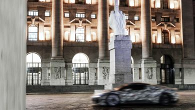 "Photo of Όταν ο κορονοϊός ""χτύπησε"" την Maserati…"
