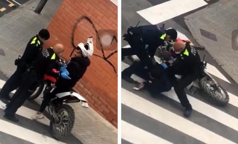 Photo of Lockdown: Δείτε πως επιβάλλει η αστυνομία την απαγόρευση κυκλοφορίας λόγω κορωνοϊού σε Ισπανία και Ινδία [vid]