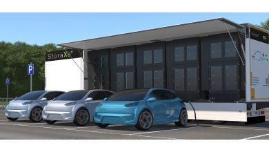 Photo of Φορητή μονάδα φόρτισης για έως 10 ηλεκτρικά αυτοκίνητα [vid]