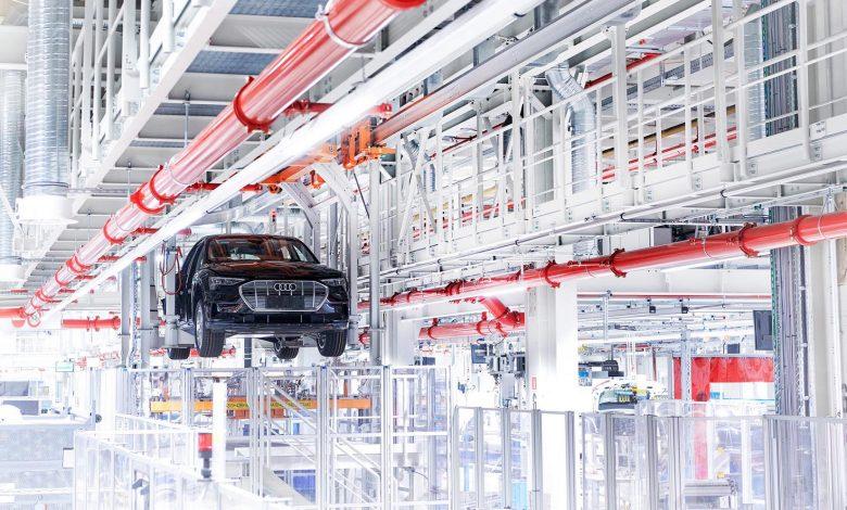 Photo of Audi Smart Plant: Έξυπνα ρομπότ με υψηλό δείκτη ευφυίας