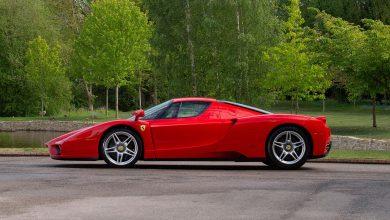 Photo of Πωλείται η δεύτερη Ferrari Enzo που κατασκευάστηκε