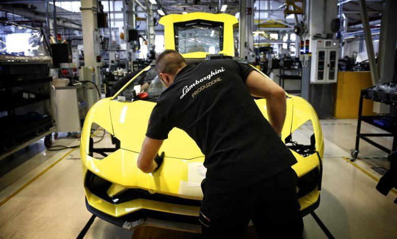 Photo of Λόγω κορωναϊού η Lamborghini κλείνει το εργοστάσιο της
