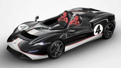 Photo of H McLaren Elva M1A αποτίει φόρο τιμής στον ιδρυτή της μάρκας