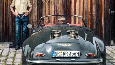 Photo of Ποια είναι η ιστορία πίσω από την Porsche 356 του Walter Röhrl; [vid]