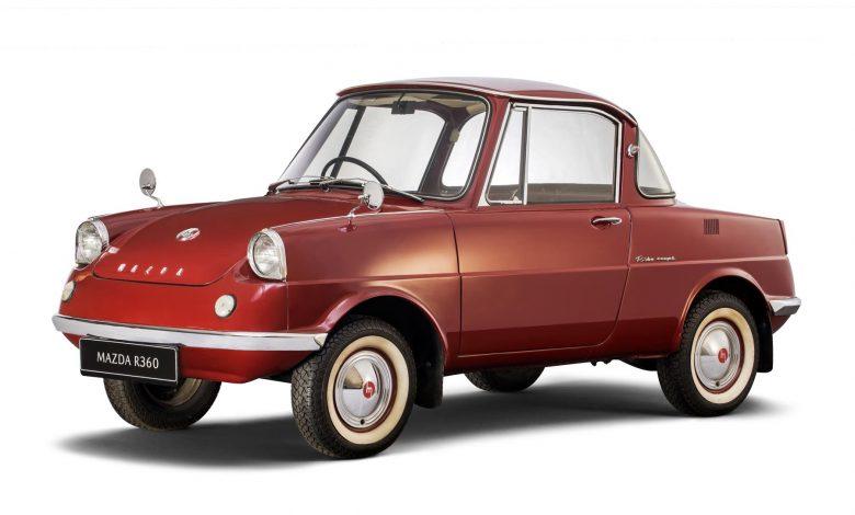 Photo of To R360 Coupe ήταν το πρώτο αυτοκίνητο παραγωγής της Mazda