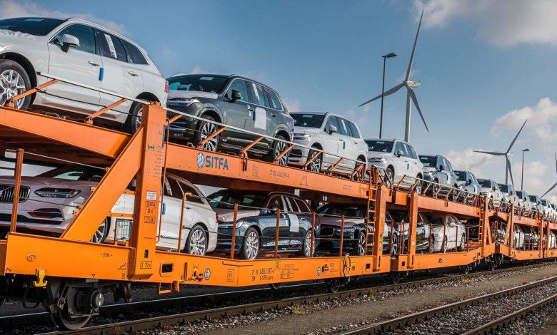 Photo of Volvo: Aντικατάσταση των φορτηγών από τρένα για δραστική μείωση εκπομπών καυσαερίων στο δίκτυο μεταφορών της