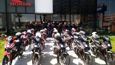Photo of Ο Όμιλος Σαρακάκη παραχωρεί 15 νέα Honda Supra GTR150 στον Δήμο Αθηναίων