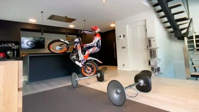 Photo of Πως περνάει την μέρα του στο σπίτι ένας πρωταθλητής του Extreme Trial;
