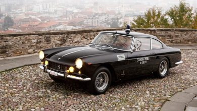 Photo of Κάποτε η ιταλική αστυνομία είχε περιπολικά Ferrari