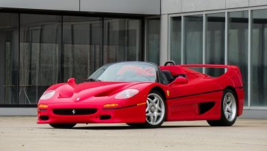Photo of Πωλείται μια ακόμη σπάνια Ferrari F50
