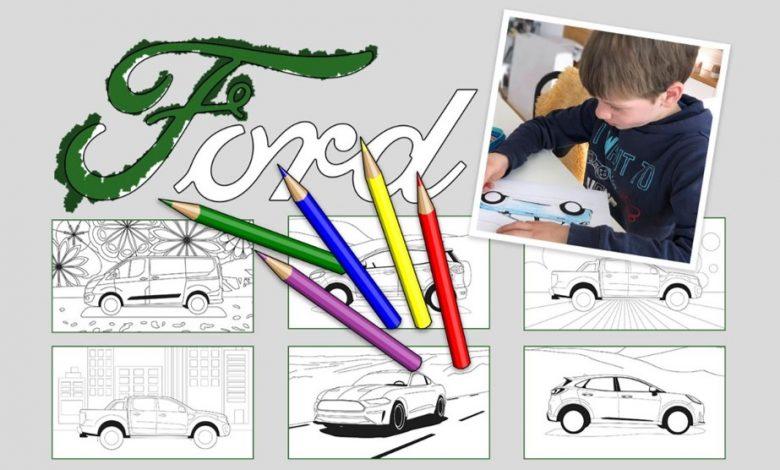 Photo of Ευφυή παιχνίδια και σκίτσα από την Ford για τα παιδιά στο σπίτι