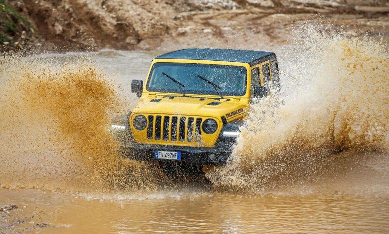 Photo of 4η Απριλίου. Η 4×4 ημέρα της Jeep
