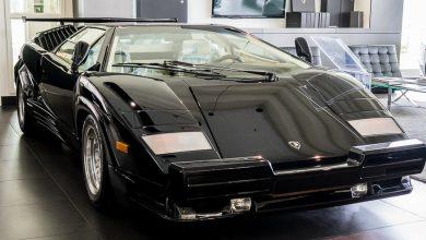 Photo of Τι το άσχημο έχει αυτή η κατάμαυρη Lamborghini Countach;