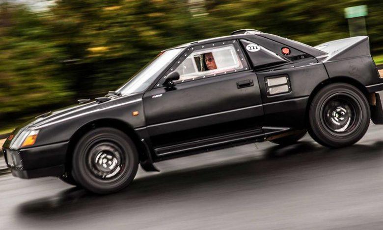 "Photo of Ένα Toyota MR2 Group B που δεν πάτησε ""ποτέ"" σε χώμα"