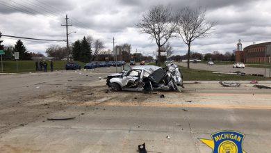 Photo of Δείτε ένα τρομερό ατύχημα σε καταδίωξη στις ΗΠΑ [vid]