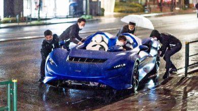 Photo of Πόσο αδιάβροχη μπορεί να είναι μία McLaren Elva;
