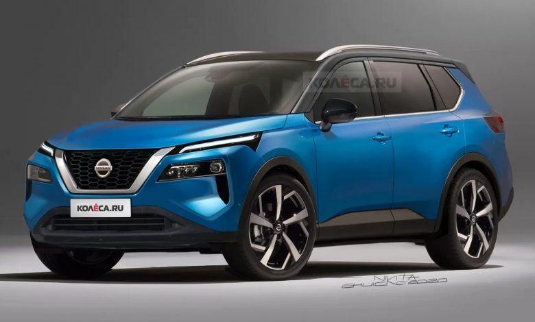 Photo of Κάπως έτσι θα είναι το νέο Nissan X-Trail