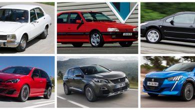Photo of Peugeot: Έξι φορές «Car Of The Year», από το 504 έως το νέο 208!