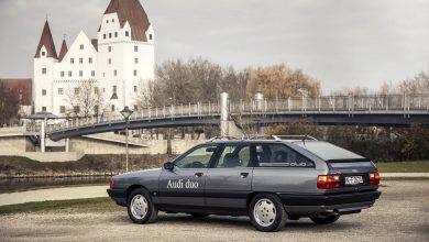 Photo of To Audi 100 Avant Quattro Duο ήταν ένα από τα πρώτα plug-in υβριδικά