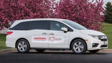 Photo of Honda Odyssey με όλα τα μέτρα προστασίας κατά του κορωνοϊού