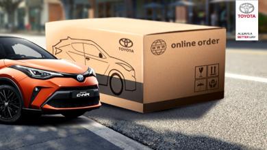 Photo of Toyota Ελλάς: Άμεση online παραγγελία αυτοκινήτου!