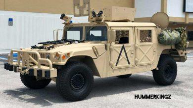 Photo of Πωλείται στο eBay ένα στρατιωτικό Hummer!