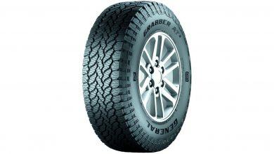 Photo of Το General Tire Grabber AT3 με νέο μίγμα γόμας