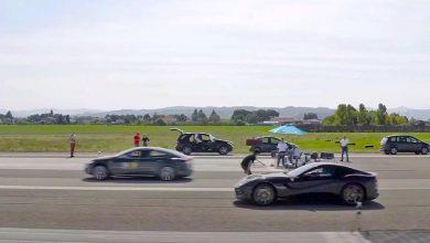 Photo of Δείτε ένα Tesla να τα ρίχνει σε μια Ferrari [vid]