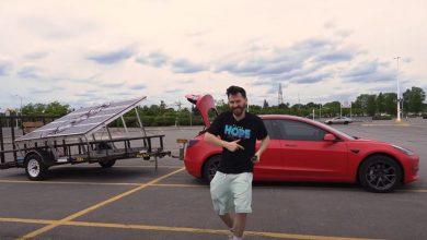 Photo of Φόρτισε ένα Tesla Model 3 με φωτοβολταϊκά [vid]