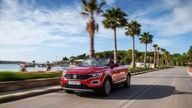 Photo of Διαθέσιμο το νέο Volkswagen T-Roc Cabriolet από 28.310€