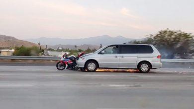 Photo of Έσερνε μία Honda για χιλιόμετρα και μετά την παράτησε [vid]