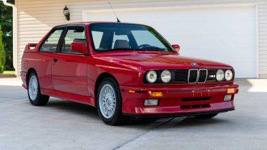 Photo of BMW M3 του 1988 πουλήθηκε για 215.000 ευρώ!
