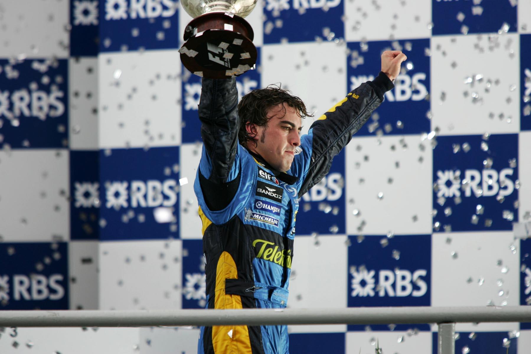 Ο Fernando Alonso επιστρέφει στην Formula 1 και στη Renault! »