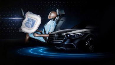 Photo of Αερόσακοι πίσω επιβατών από τη Mercedes-Benz