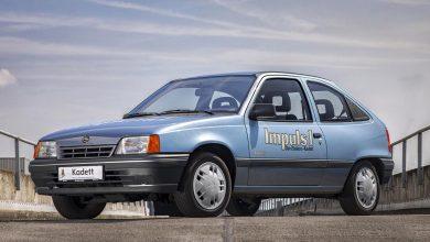 Photo of Πριν από 30 χρόνια υπήρχε το Opel Kadett Impuls I