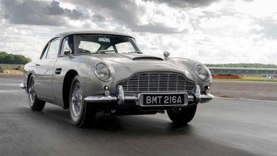Photo of Αυτή είναι η πρώτη νέα «παλιά» Aston Martin DB5 Goldfinger Continuation