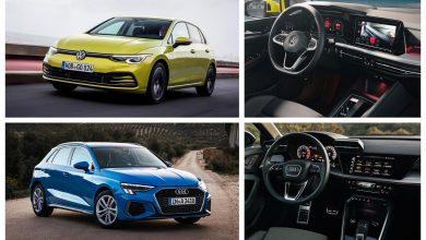 Photo of Ποιο συμφέρει; Νέο VW Golf ή νέο Audi A3;