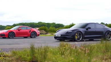 Photo of Porsche 911 Turbo S vs Taycan Turbo S: Εμφύλιος πόλεμος [vid]