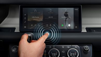 Photo of Predictive touch: Ανέπαφες οθόνες από τις Jaguar/ Land Rover