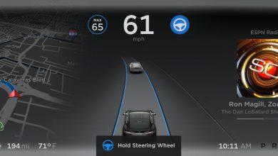 Photo of Στόχος της Tesla η αυτόνομη οδήγηση επιπέδου 5