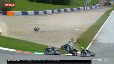 Photo of MotoGP: Από θαύμα γλύτωσαν οι Rossi και Vinales!