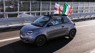 Photo of Fiat: τo ηλεκτρικό 500 εγκαινιάζει τη νέα γέφυρα San Giorgio στη Γένοβα